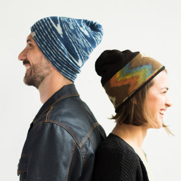 Vermont-made, artisan hats